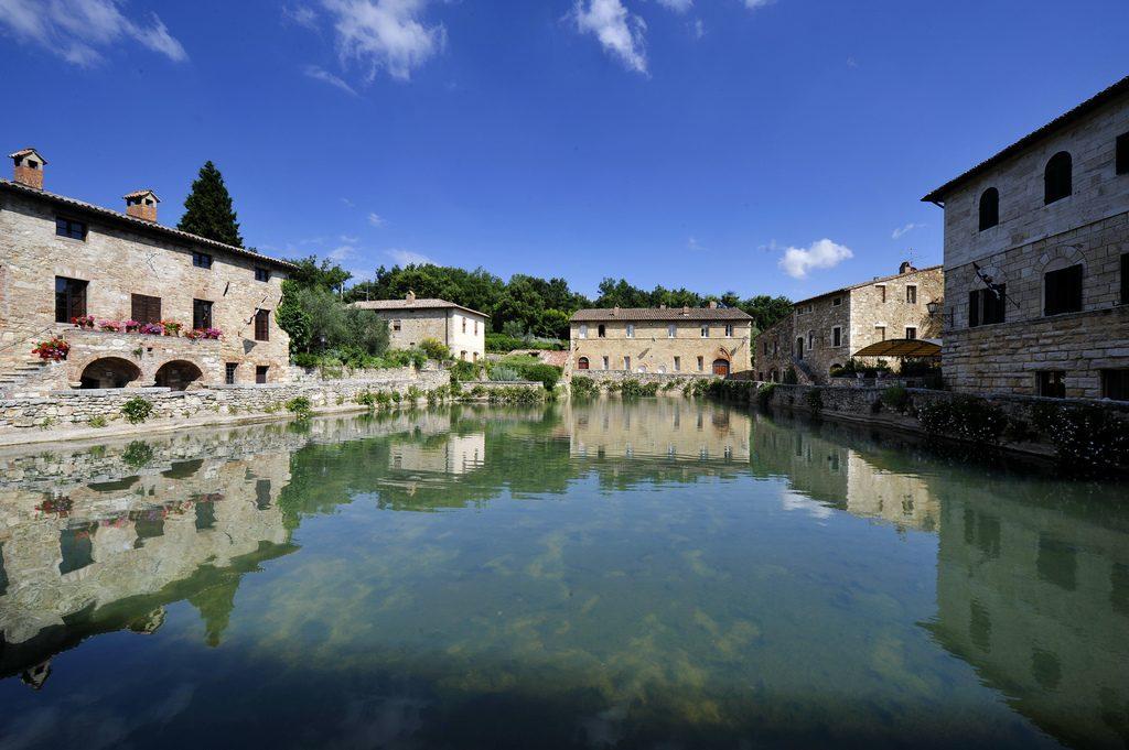 Agriturismo vicino terme bagno vignoni toscana il vecchio fontanile